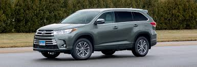 colors for toyota highlander freshened 2017 toyota highlander consumer reports