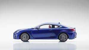 lexus rc f retail price 1 18 lexus rcf blue rhd