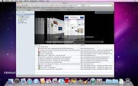8yahoo Mac Os X Snow Leopard Bookmarks In Safari Youtube