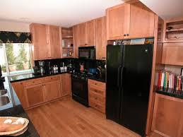 black appliances kitchen ideas best combination kitchen with black appliances home design ideas