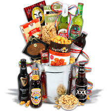gourmet gift basket around the world 6 beers by gourmetgiftbaskets