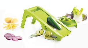 mandoline de cuisine mandoline de cuisine multi lames mastrad vert 5 râpes