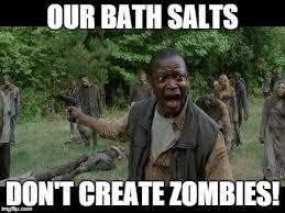 Bath Salts Meme - upset zombie survivor latest memes imgflip