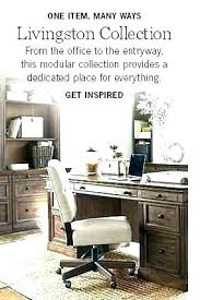 Decoration Home Office Furniture Pottery Barn Outlet Design Gallery