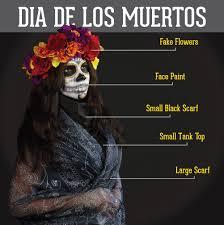 diy costume ideas dia de los muertos goodwill of central