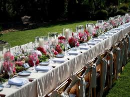 outdoor night party decoration ideas decorating of party