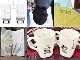 six sweet gifts for the couples in your domestic slice