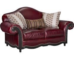 Leather Loveseats Loveseats Living Room Thomasville Furniture