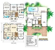 coastal cottage house plans color floor plans evolveyourimage