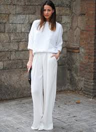 30 fashionable all white for any season stayglam