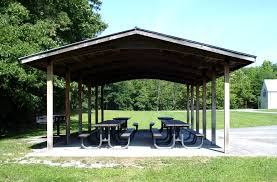 picnic shelter day use big south fork national river
