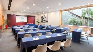 meetings u0026 events four points by sheraton barcelona diagonal