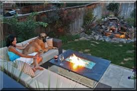 outdoor gas fire pit table natural gas fire pits 21