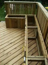 Garden Storage Bench Building A Pation Bench With Storage Lawn And Garden Projects