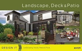 punch professional home design software free download amazon com punch landscape deck and patio design v19 for