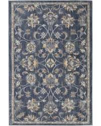 Sale On Area Rugs Amazing Deal On Allen Roth Ismere Denim Indoor Area Rug Common