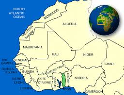 togo location on world map togo facts culture recipes language government