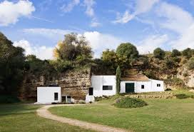Home Design For Rural Area by A Stunning Cave House In Spain
