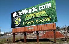 Superior Lawn And Landscape by Lawn America Pest Control Application Signs Lawn Care Posting