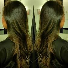 hair color and foil placement techniques meet foilyage a new sombre technique career modern salon