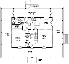 wondrous 12 2400 sq ft house plan open floor plans homepeek