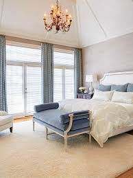 bedroom excellent schonbek with gray martha stewart curtains and