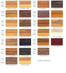 wood stain colors furniture paint color match cherry wood