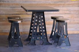 Vintage Industrial Bar Stool A Frame Dining Table U2013 Vintage Industrial Furniture