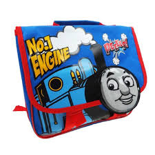 thomas tank engine comic satchel backpack 13 00 hamleys