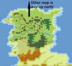 Good Map Maps Hexographer Is Good Fun