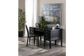 carlyle desk w storage living spaces
