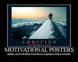 motivational poster slavesinc blog