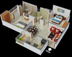 2bhk house design plans charming 2bhk home design in with bhk house plans ideas images floor