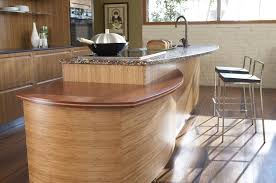 bamboo kitchen island most beautiful modern japanese kitchens
