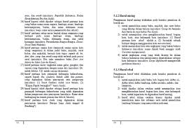 format penulisan makalah sederhana cara penulisan karya tulis ilmiah mahasiswa dilengkapi contoh