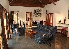 Schlafzimmer Bett Mit Erbau Chuini Zanzibar Beach Lodge Jacana Tours