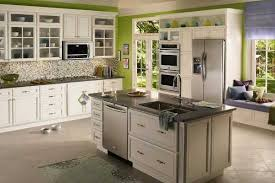 green behr paint colors for kitchen home round