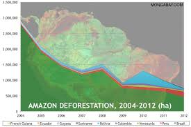 Amazon Rainforest Map Rebranded As The Rainforest Trust Green Group Launches Push To