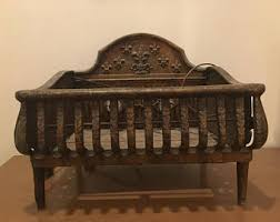 Fireplace Grate Cast Iron by Fireplace Grate Etsy