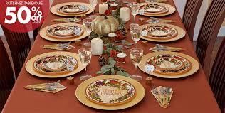 thanksgiving medley thanksgiving supplies tableware city