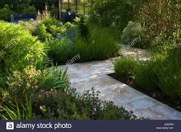 Designer Patio by Private Garden Hampshire Design Designer Landscaping Modern Stock