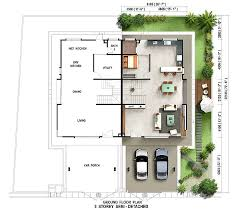Ghana House Plans Ohenewaa House Amusing Small Detached House Plans Contemporary Best Inspiration