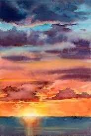 best 25 watercolor clouds ideas on pinterest watercolor sky