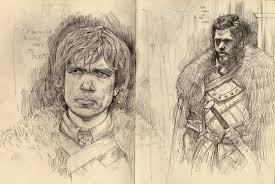 game of thrones sketches part 3 by f1x 2 on deviantart