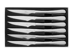 wilkinson sword kitchen knives cutlery judge 6pc steak knife set