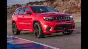 jeep trackhawk back 2018 jeep grand cherokee trackhawk first drive fastest suv