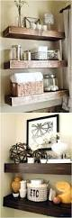 terrific wall shelf bathroom recessed shelves easy and stylish