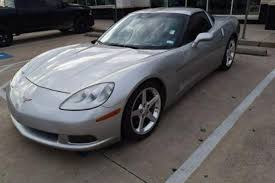 corvette houston tx used chevrolet corvette for sale in houston tx edmunds