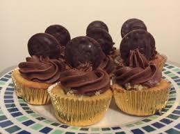 caroline amazing jaffa cake cupcakes
