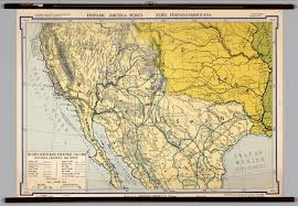 Mexico Map 1800 Mexico Spanish Frontier David Rumsey Historical Map Collection